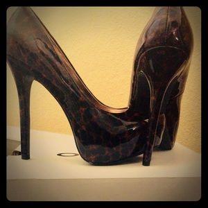 Steve Madden size 7 heels